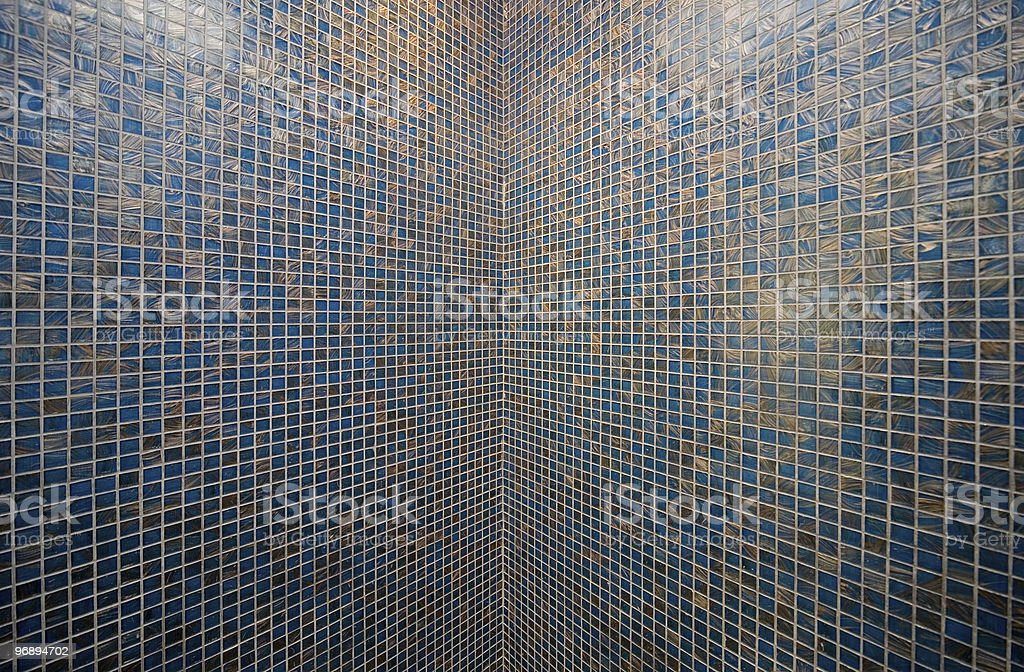Mosaic background royalty-free stock photo