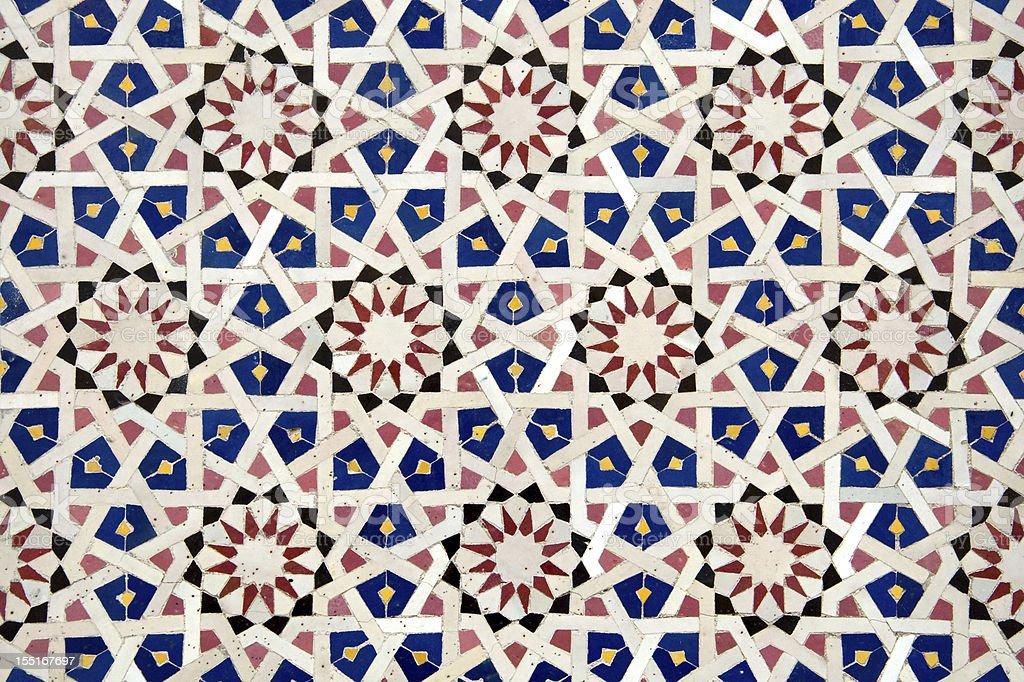 Mosaic royaltyfri bildbanksbilder