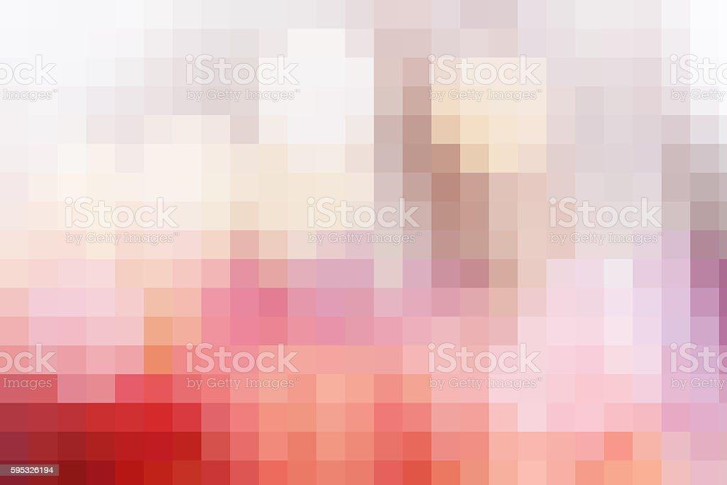 Mosaic pink background. stock photo