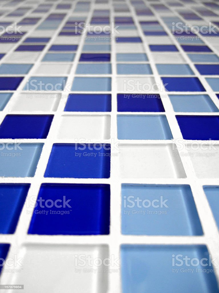 mosaic tiles royalty-free stock photo