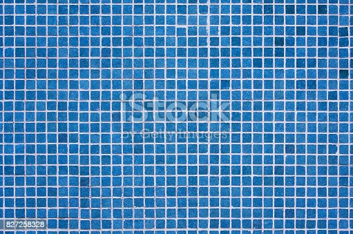 Mosaic tiles textured background