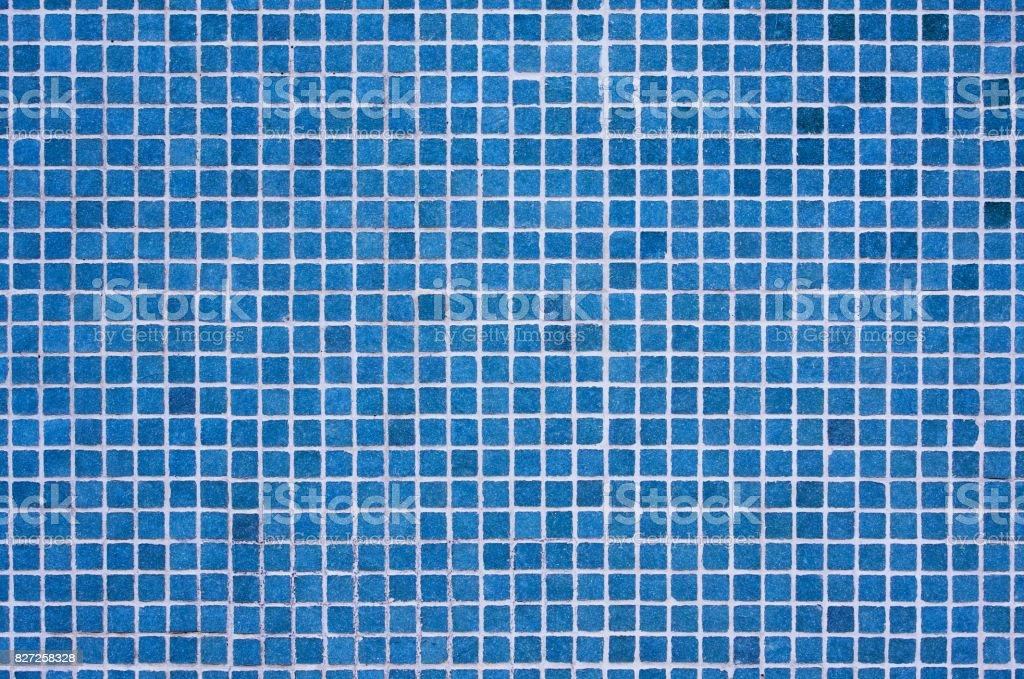 Mosaic tiles textured background stock photo