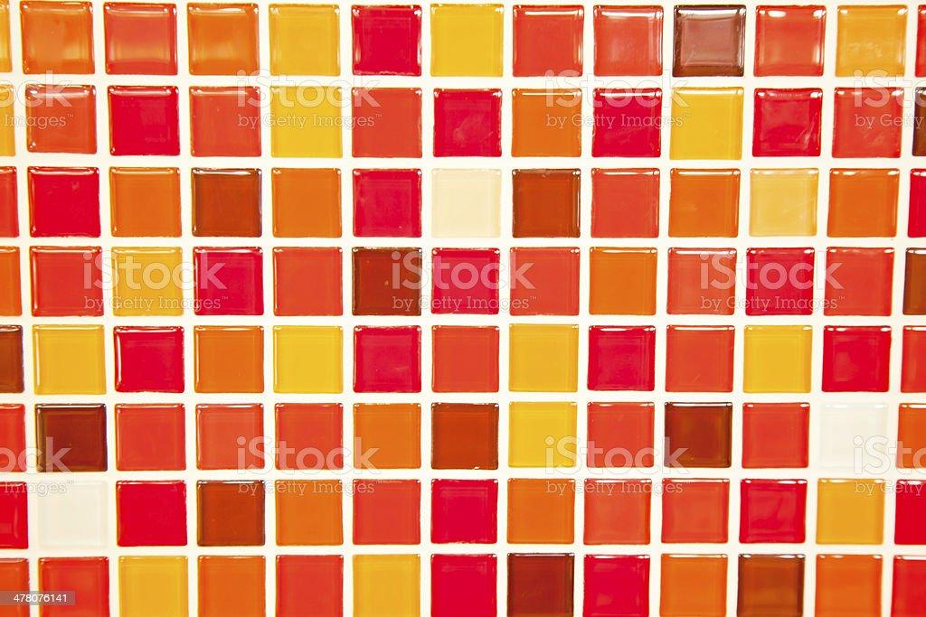 Mosaics royalty-free stock photo