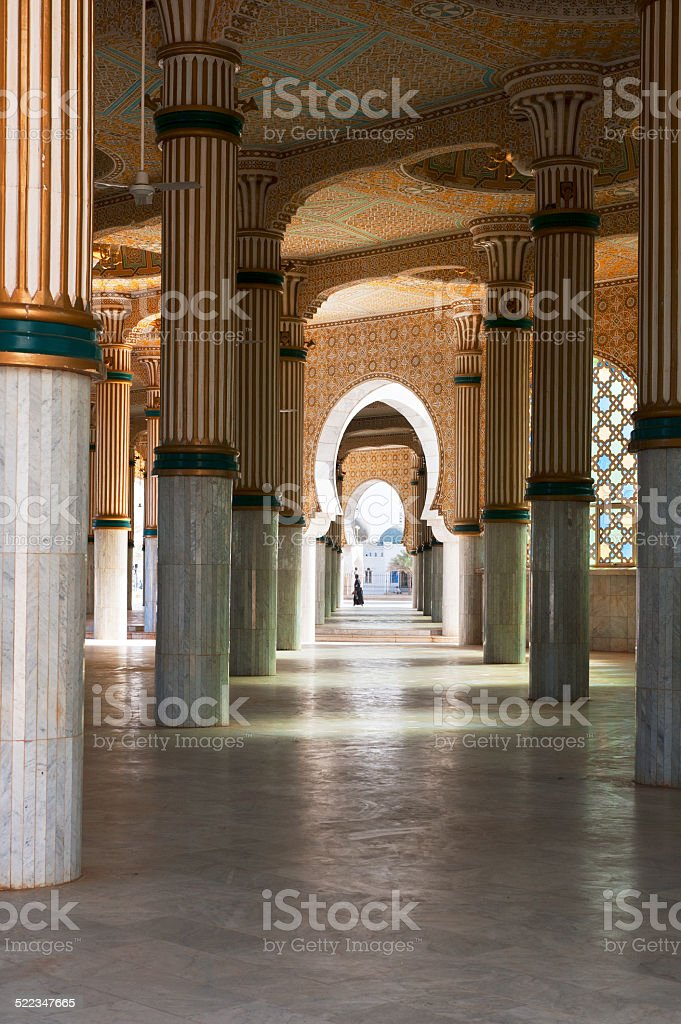 Moschea 4 stock photo