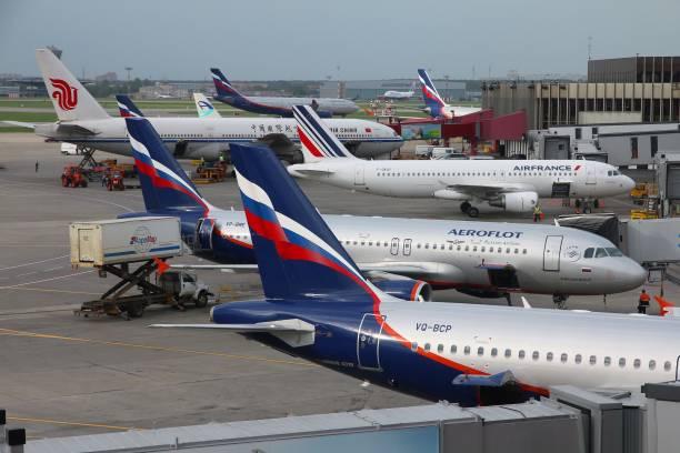 Flughafen Moskau – Foto