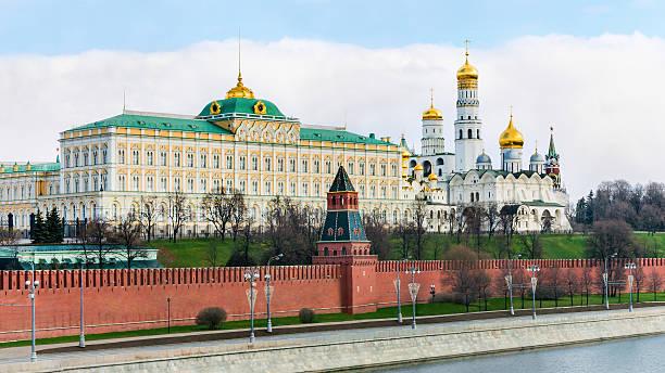 Moskauer Kreml und Neujungfrauen-Kloster – Foto