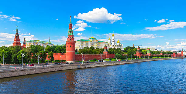 Cтоковое фото Кремль, Московский Кремль, набережной