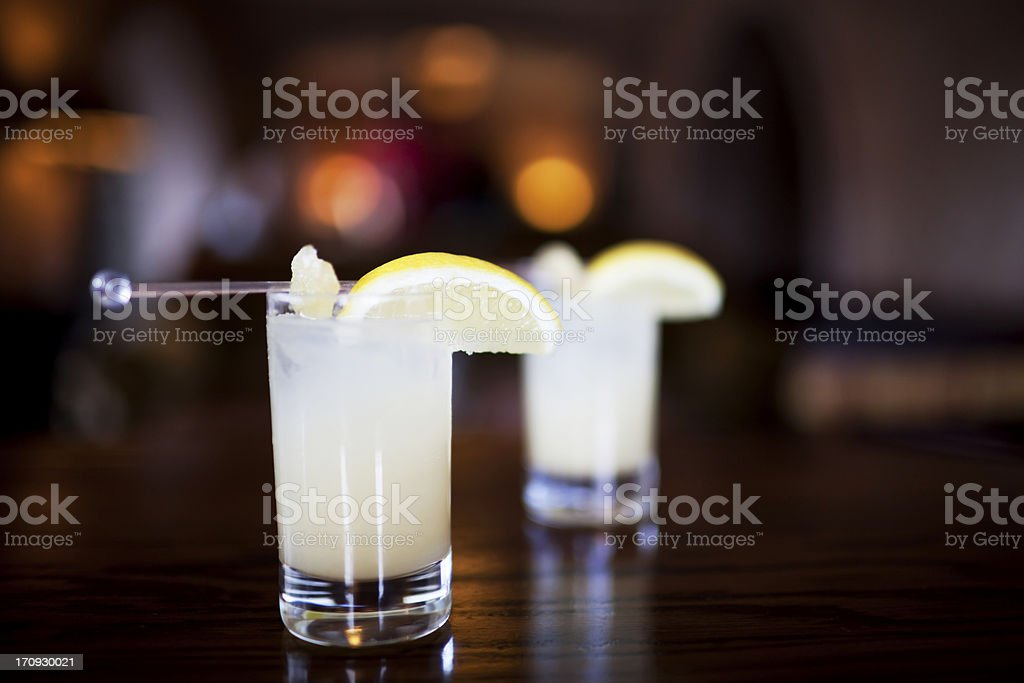 Moscow Mule royalty-free stock photo