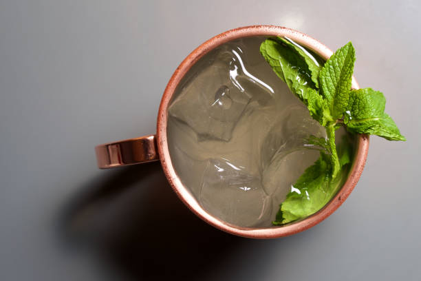Moscow mule Moscow mule, also known as Vodka buck. moscow russia stock pictures, royalty-free photos & images