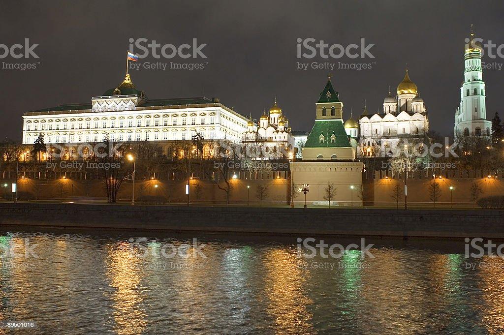 Moscow royalty free stockfoto