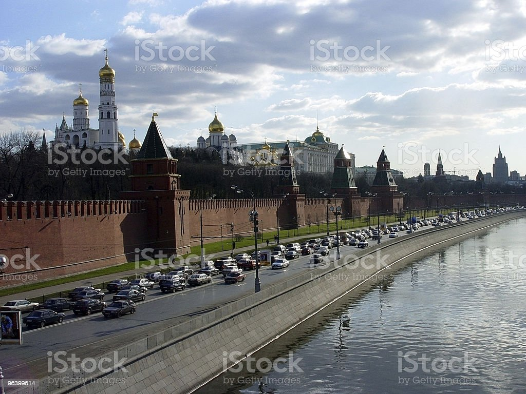 Moscow, Russia - Royalty-free 2004 Stock Photo
