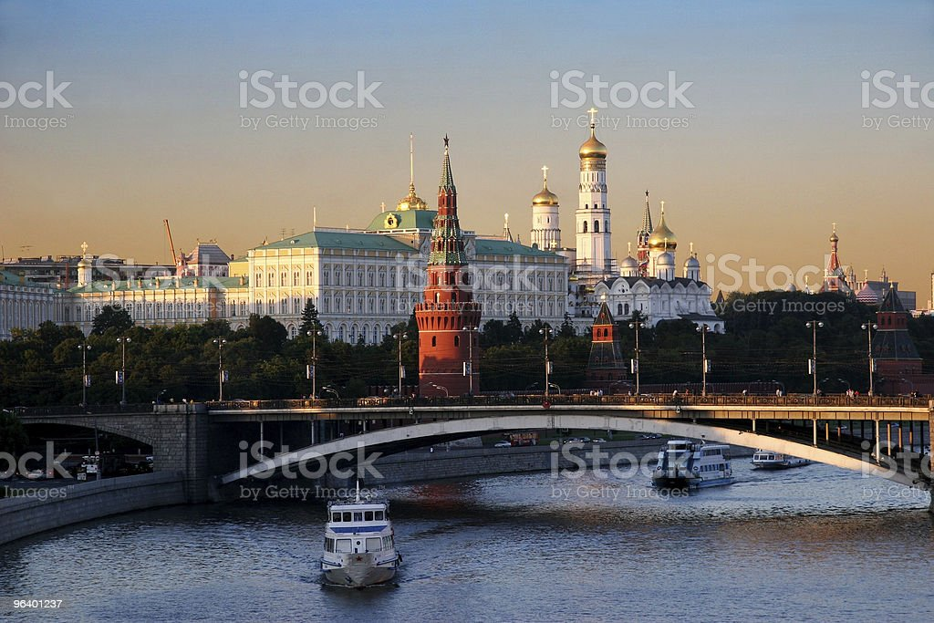 Moscow, Russia - Royalty-free Architectural Dome Stock Photo