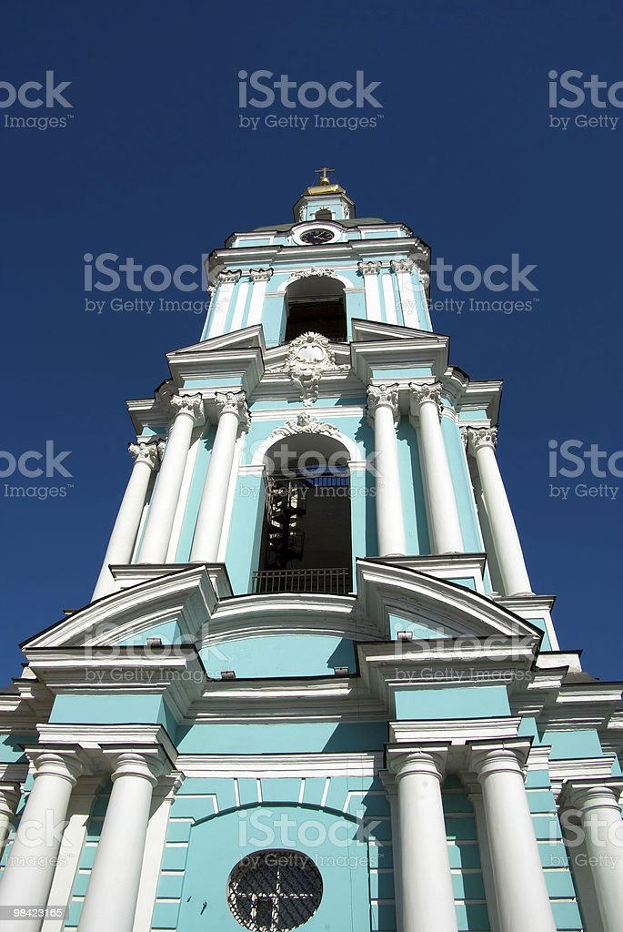 Moscow tower. royalty-free stock photo