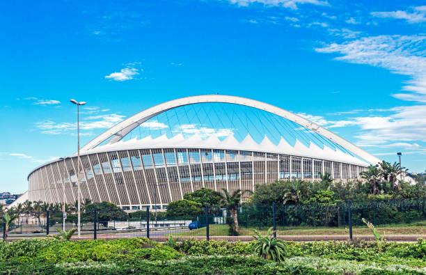 Moses Mabhida Stadium In Durban South Africa – Foto
