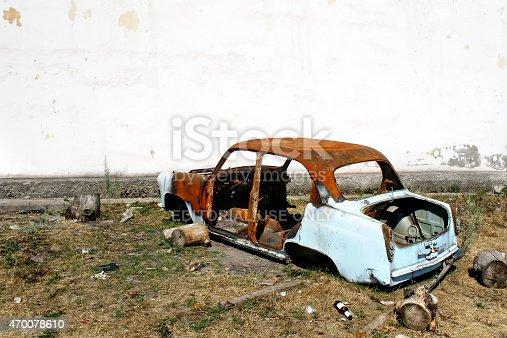 istock Moskvitch 407 470078610