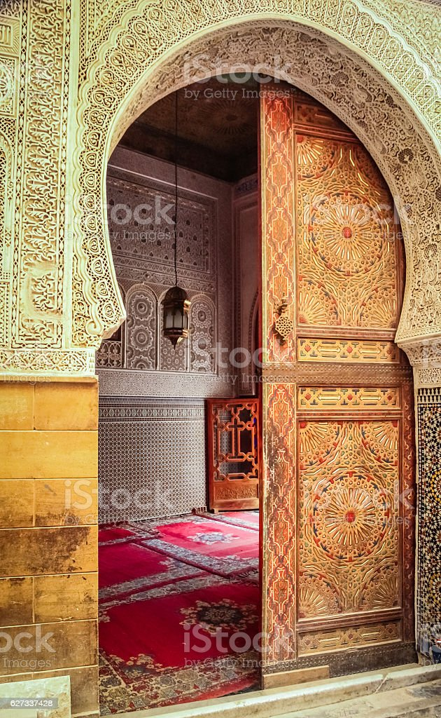 Mosque door entrance stock photo & Royalty Free Islam Pattern Door Mosque Pictures Images and Stock ...