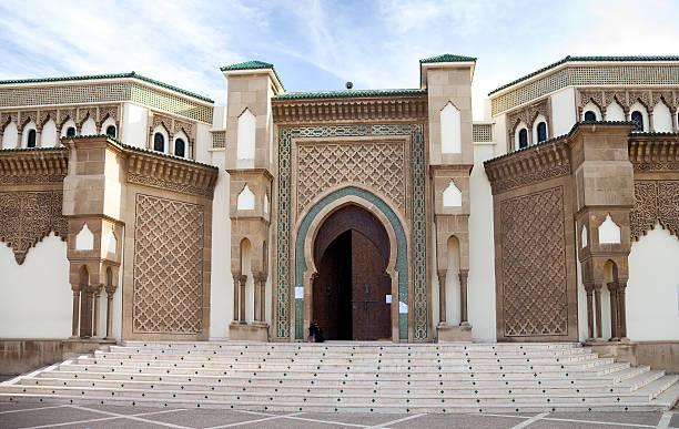 Mezquita de Agadir, Marruecos - foto de stock