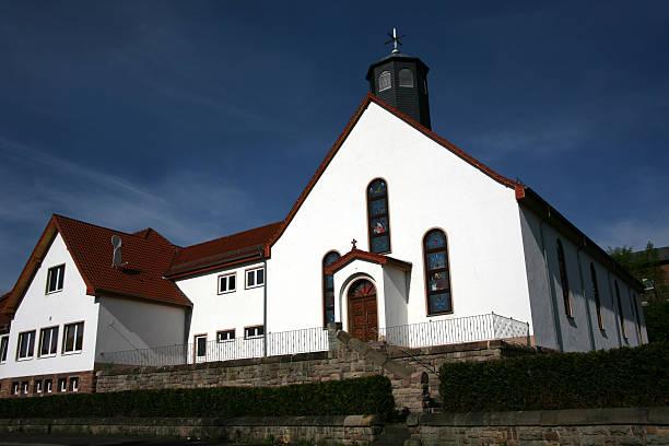 Moschee in Bebra (Deutschland – Foto