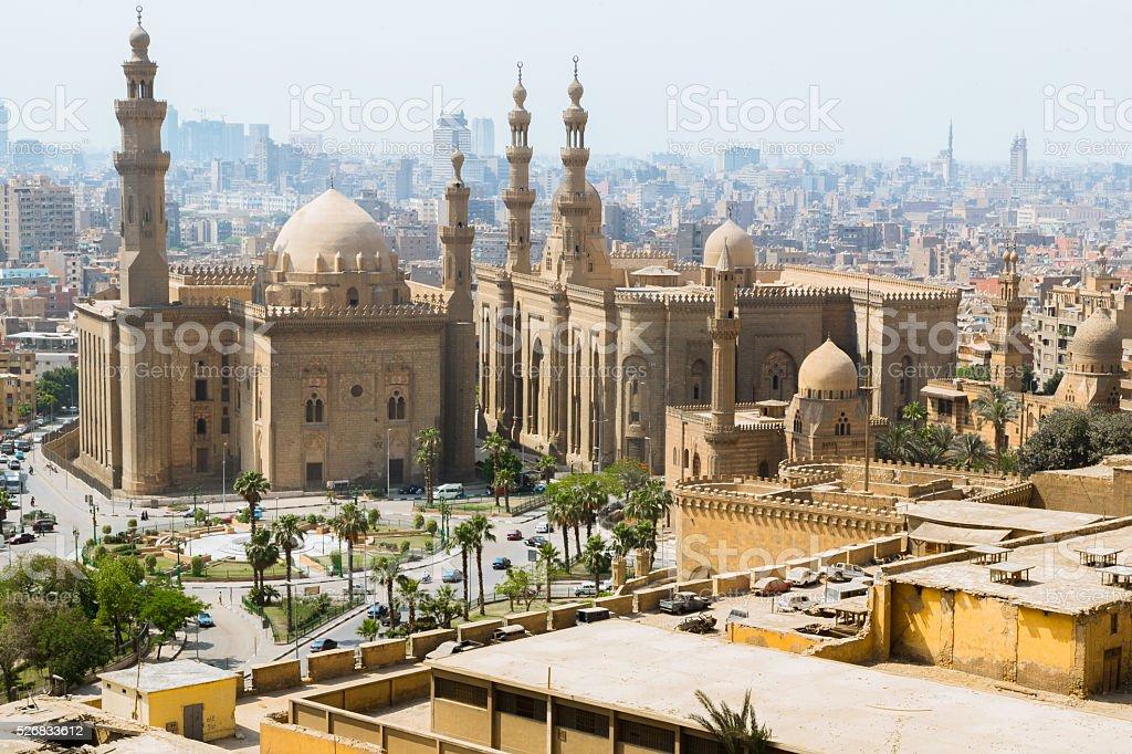 Moschee in Kairo – Foto
