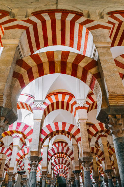 Mosque in Cordoba, Spain The mosque of Cordoba, Spain. cordoba spain stock pictures, royalty-free photos & images