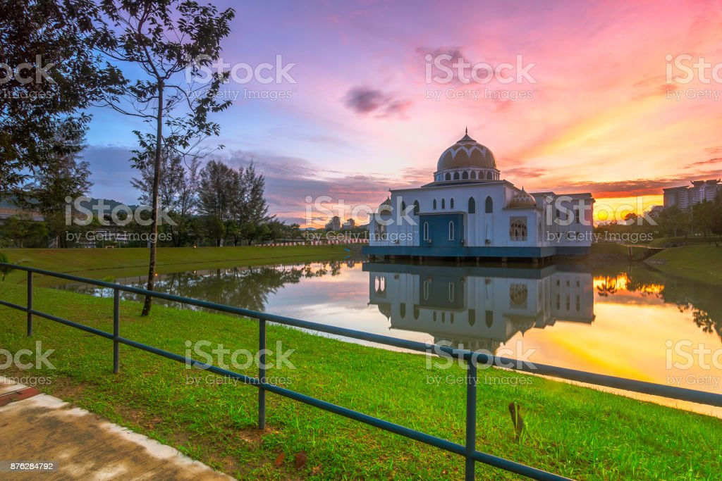 mosque in nice background stock photo more pictures of allah istock