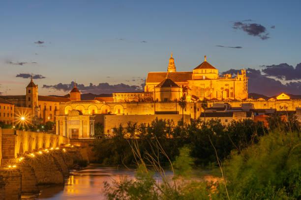 Mezquita de Córdoba - foto de stock