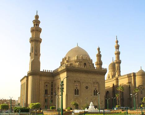 468444004 istock photo Mosque of Sultan Hassan 1249175840