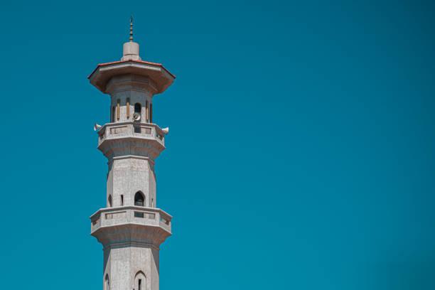 mosque or masjid minaret saudi arabia - saudi national day zdjęcia i obrazy z banku zdjęć