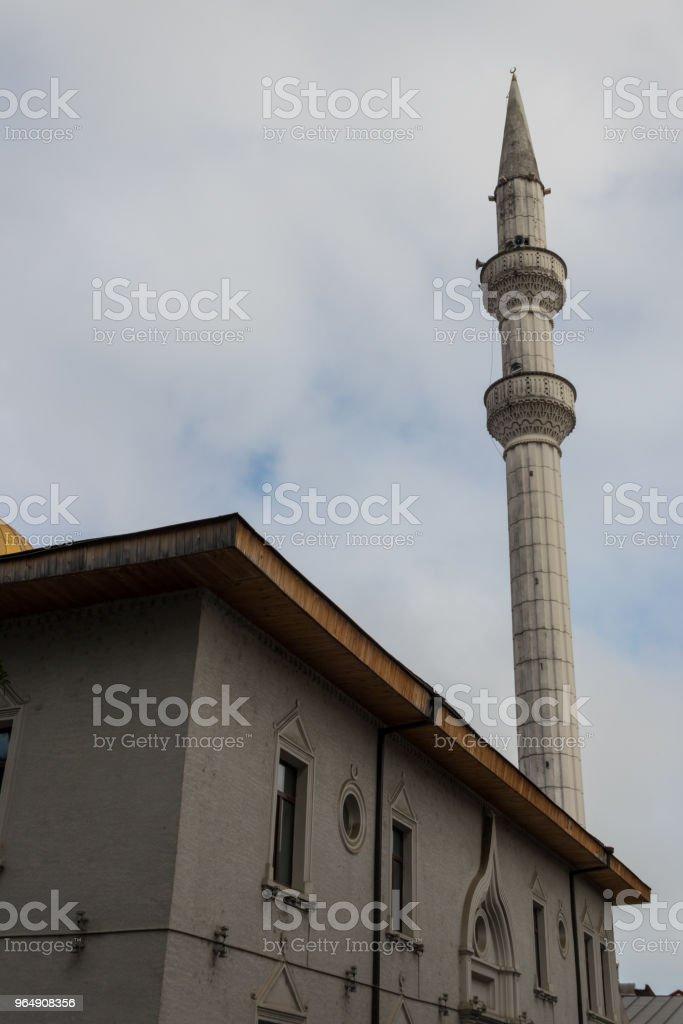 Mosque Orta Jame in Batumi, Georgia royalty-free stock photo
