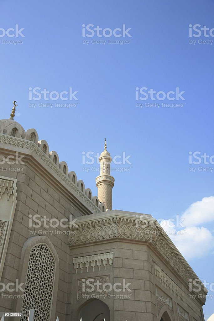 - Moschee Lizenzfreies stock-foto