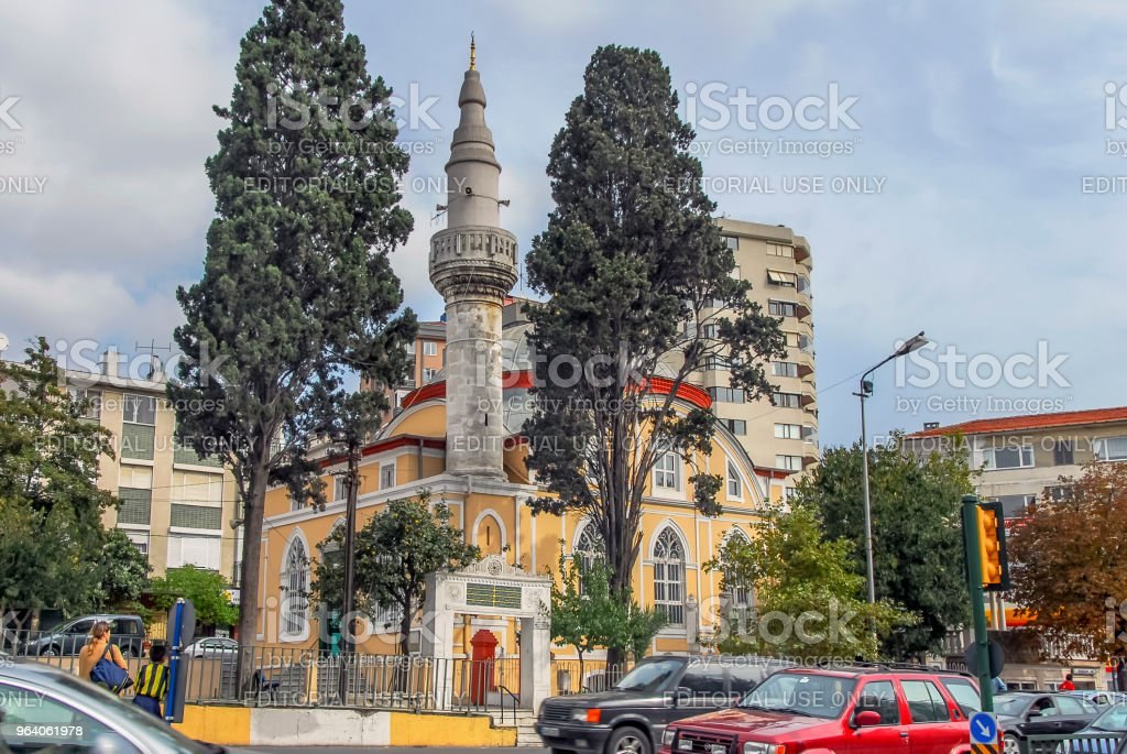Mosque - Royalty-free Ancient Stock Photo