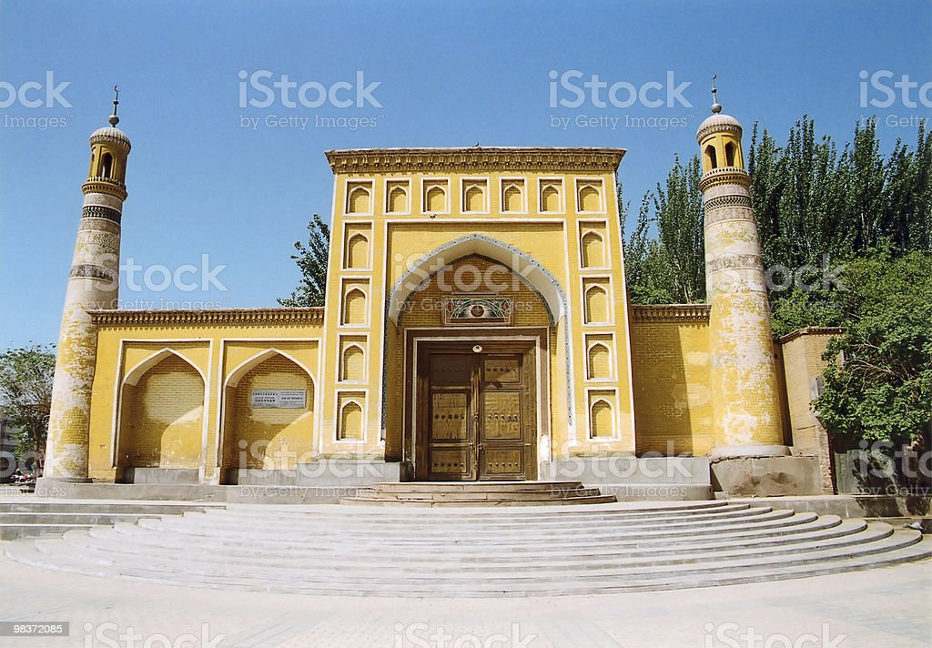 mosque royalty-free stock photo