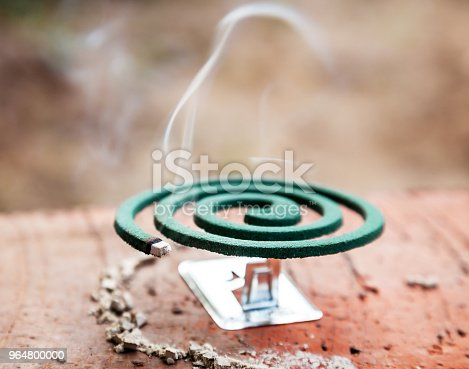 Mosquito Coil Stock Photo & More Pictures of Burning