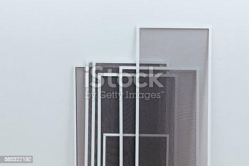 PVC Mosquito mesh for windows, Doors. Netting Against Mosquito