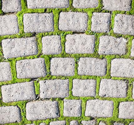 Moss Cobble Pattern