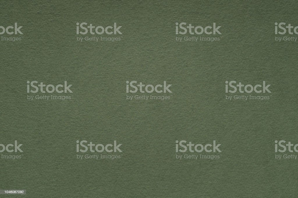 moss green paper texture background grain empty stock photo