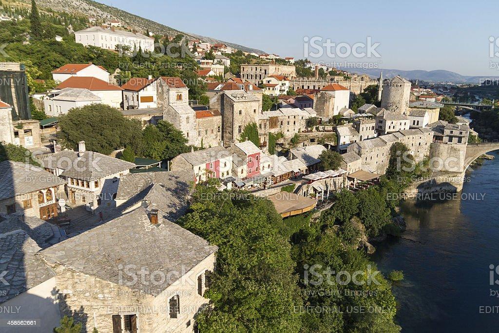 Mostar, Bosnia and Hercegovina royalty-free stock photo