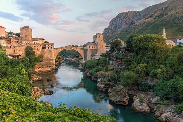 Mostar, Bosnien und Herzegowina – Foto