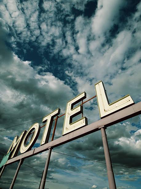 Motelschild – Foto