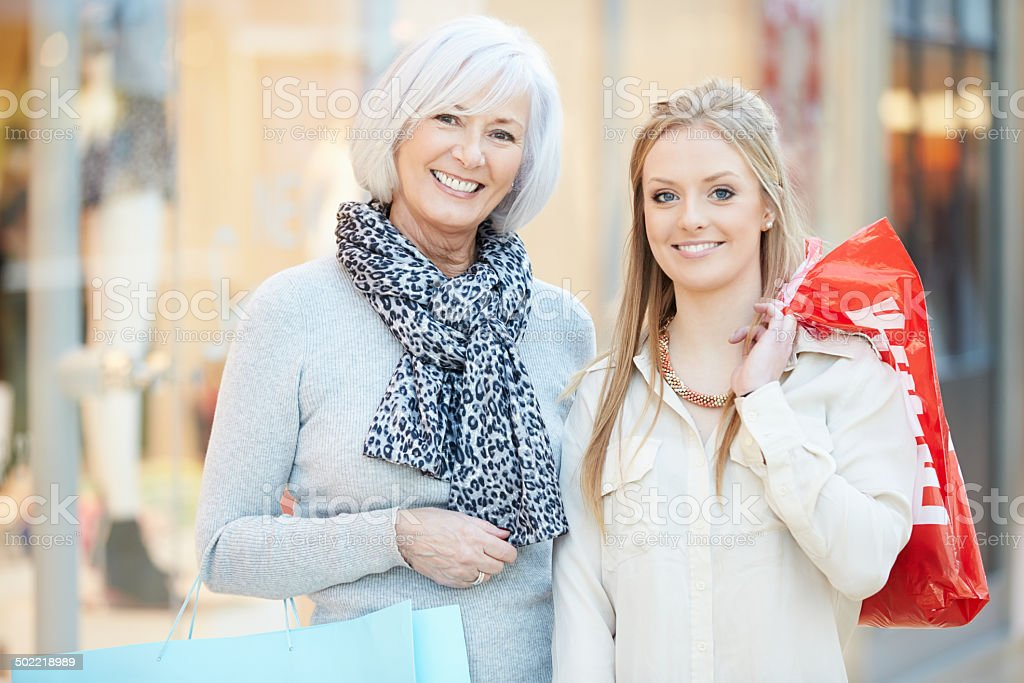 Image result for mom in a mall