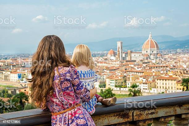 Mother and baby girl looking on panoramic view of florence picture id474212964?b=1&k=6&m=474212964&s=612x612&h=5rgdpoi4f2oybvbh5dn0t2uiicomqdpmfc g3l adpm=