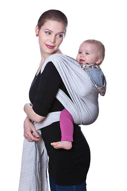 mutter und kind - kleinkind busy bags stock-fotos und bilder