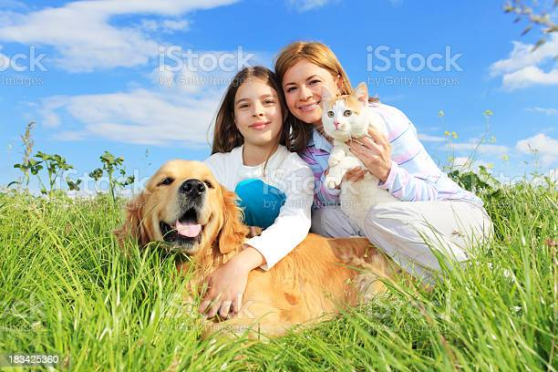 Mother and daughter are enjoying outdoor with pets picture id183425360?b=1&k=6&m=183425360&s=612x612&h=w88pkblvqlnkak4 0sk8us f1a6p3z9l18ppsnmoz5w=