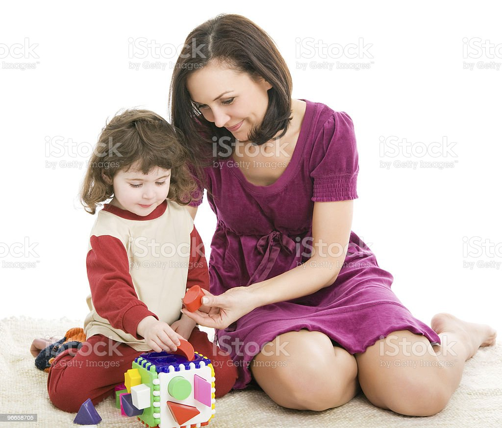 mother and daughter, best friends royalty-free stock photo