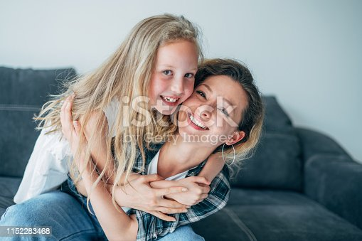 641288086istockphoto Mother and daughter - love and happiness 1152283468