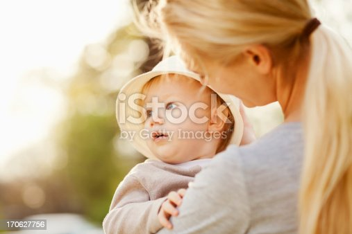 istock Mother and daughter 170627756