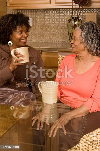istock Mother and daughter 172379655