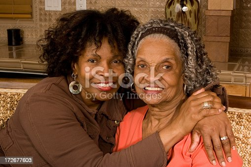 istock Mother and daughter 172677603