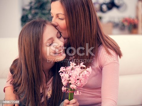 istock Mother and daughter 469672048