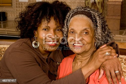 istock Mother and daughter 483787417